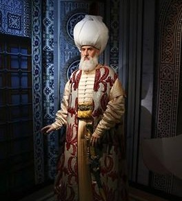 סולימאן מוזיאון השעווה